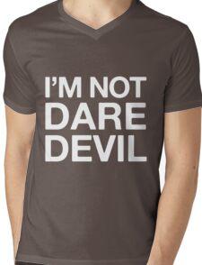 I'm not Daredevil Mens V-Neck T-Shirt