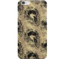 Washed Out Tribal Pattern iPhone Case/Skin