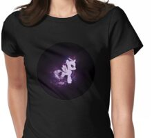 Starlight Pony Womens Fitted T-Shirt