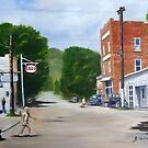 """Butler Tennessee Before the Flood 1947"" by John Shull"