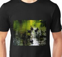 Low light in the shadows Unisex T-Shirt