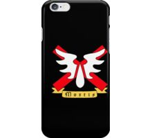 Blood Angels Death Company iPhone Case/Skin