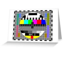 Testcard G Greeting Card