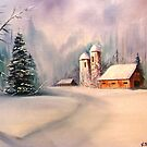 """A Winters Walk"" by John Shull"