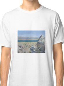 Pyramid Lake Plein Air Study Classic T-Shirt
