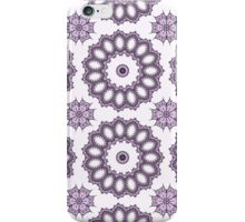 Lily pattern iPhone Case/Skin