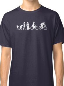 Bike Women's Evolution of Cycling Classic T-Shirt
