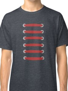 laced up red  Classic T-Shirt