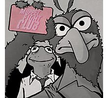 Muppet Fight Club Photographic Print