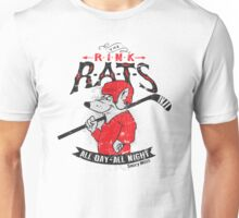 Rink Rats Hockey Unisex T-Shirt