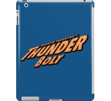 Thunder Bolt iPad Case/Skin