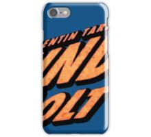 Thunder Bolt iPhone Case/Skin