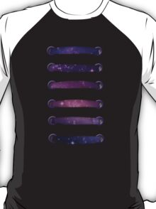 laced up galaxy T-Shirt