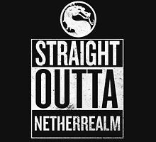 Straight Outta NetherRealm Unisex T-Shirt