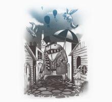 The Wonderful World of Walter Wubbins by drawsgood