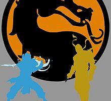Mortal Kombat by joeredbubble