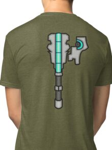 RIG Dead Space Gray R.I.G Tri-blend T-Shirt