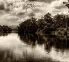 Adda River #2 by Roberto Pagani