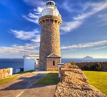Wilsons Prom Lighthouse by Richard  Cubitt