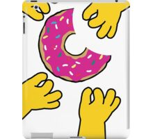 Simpson's Doughnut iPad Case/Skin