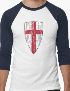Crusader  Men's Baseball ¾ T-Shirt