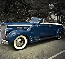 1938 Cadillac 4 Door Convertible Sedan by TeeMack