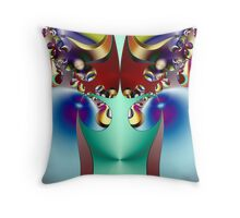 The Last Kodachrome  (FSK3799) Throw Pillow