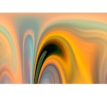 Flow Wave Photographic Print