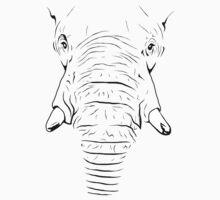 Elephant Skin Kids Tee