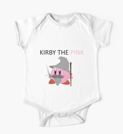 Kirby the Pink One Piece - Short Sleeve