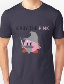 Kirby the Pink Unisex T-Shirt