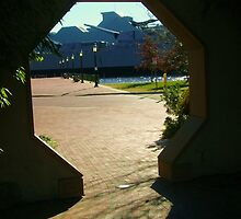 A keyhole view... by susiqfc