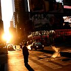 Times Square New York by RobVincent