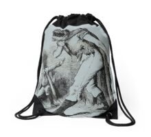 Frankenstein Drawstring Bag