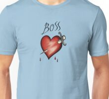 Boss Tattoo Unisex T-Shirt