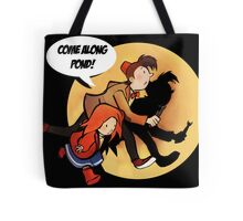 The Adventures of Pond and Doctah Tote Bag