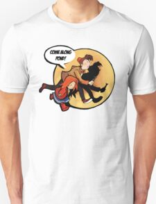 The Adventures of Pond and Doctah Unisex T-Shirt