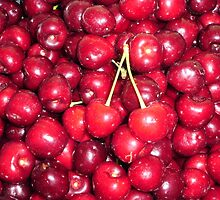 Bowl of Cherries by Anthony Kendrick