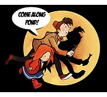The Adventures of Pond and Doctah Photographic Print