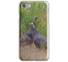 Maine Turkey iPhone Case/Skin