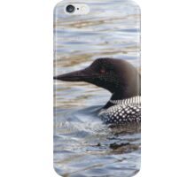 Adult Loon iPhone Case/Skin