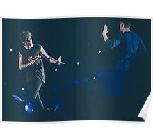 Liam Payne and Louis Tomlinson | One Direction Poster