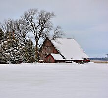 Winter Scenic, Route 150 by James Watkins