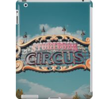 Storybook Circus iPad Case/Skin