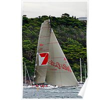 Wild Oats XI | Rolex Sydney to Hobart | 2010 Poster