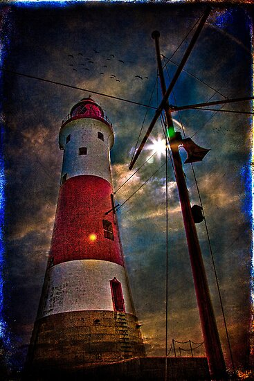 Passing the Lighthouse by Chris Lord