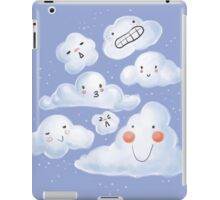 Cloud Family iPad Case/Skin