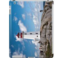 Peggy's Cove Light iPad Case/Skin