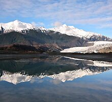 Mendenhall Glacier by Gina Ruttle  (Whalegeek)