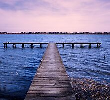Lake Wendouree by Kristina K